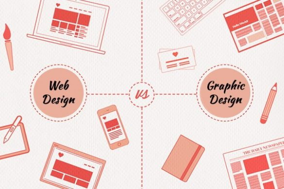 Difference Between Graphic Design Or Web Design Prime Kreation 2019